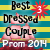 3rd Place Best Dressed Couple Prom 2014