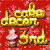 2014 Christmas Cake Decoration