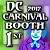 1st Place: DC 4th Anniversary Carnival Booth