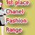 1st Place Chanel Fashion Range Dress Up