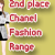 2nd Place Chanel Fashion Range Dress Up