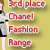 3rd Place Chanel Fashion Range Dress Up