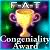DC Friend-A-Thon Congeniality Award