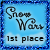 1st Place Snow Wars Snow Maiden Game 2016