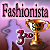 3rd Place, Fashionista Cycle 3