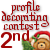 2nd Place Holiday Forum Profile Decorating Contest