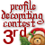 3rd Place Holiday Forum Profile Decorating Contest