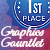 Graphics Gauntlet 1st place