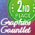 Graphics Gauntlet 2nd place