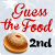 2nd Place in Guess the Food Holiday 2012