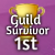 1st Place Guild Survivor XXII