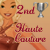 2nd Place Haute Couture Flash Game 2013