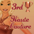 3rd Place Haute Couture Flash Game 2013