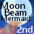 2nd Place MoonBeam Mermaid Task 11 DCAdventures Sept. 2015