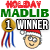 1st Place 2014 Holiday Mad Libs