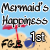 1st Place Mermaid's Happiness Flash Game
