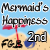 2nd Place Mermaid's Happiness Flash Game