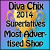 2014 Shop & Designer Superlatives: Most Advertised Shop