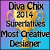 2014 Shop & Designer Superlatives: Most Creative Designer