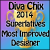 2014 Shop & Designer Superlatives: Most Improved Designer