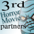 3rd Place Horror Movie Partners: DCHA