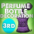 3rd place Perfume Bottle Decoration DC Anniv. 2012