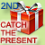 2nd place in the Catch the Presents Contest