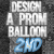 2nd in Prom Balloon