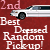 2nd Place Random Come as You Are Limo Party Games 2017