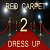 2nd Place in Red Carpet Dress Up