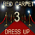 3rd Place in Red Carpet Dress Up