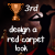3rd Place in Design a Red Carpet Look