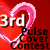 3rd place Valentine's Pulse Cover Contest