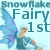 1st Place DCA Snowflake Fairy Game 2016
