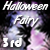 3rd Place Halloween Fairy Dressup 2015