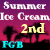 2nd Place Ice Cream Design Flash Game