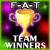 F-A-T Team Winners Award