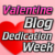3rd place Valentines Blog Dedication Week