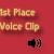 1st Place Anniversary Voice Clip Contest 2013