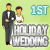 1st place in the Holiday Wedding Flash Game