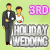 3rd place in the Holiday Wedding Flash Game
