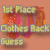 Winner How Many Clothes on the Rack