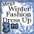 3rd Place 2014 Winter Fashion Flash Game