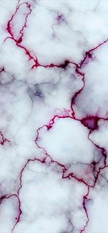 Magenta marble