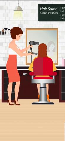 Hair Salon B7