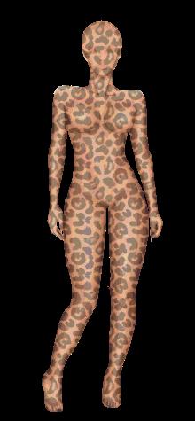 Carol Leopard