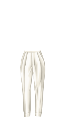 Apparel trousers