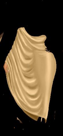 LADY DRAPE CAMEL