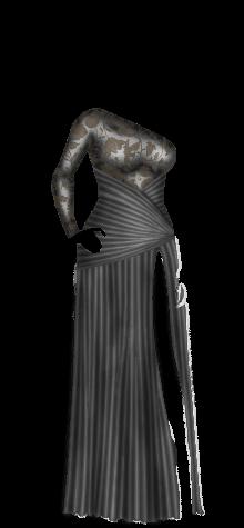 Katelyn Dress blac