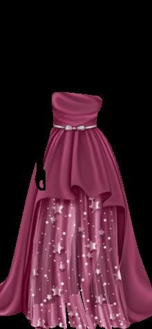 RSPS Mauve Dress
